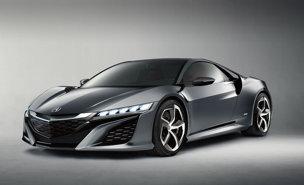 2015 Acura NSX Pictures