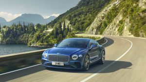 bentley continental gt rentals front