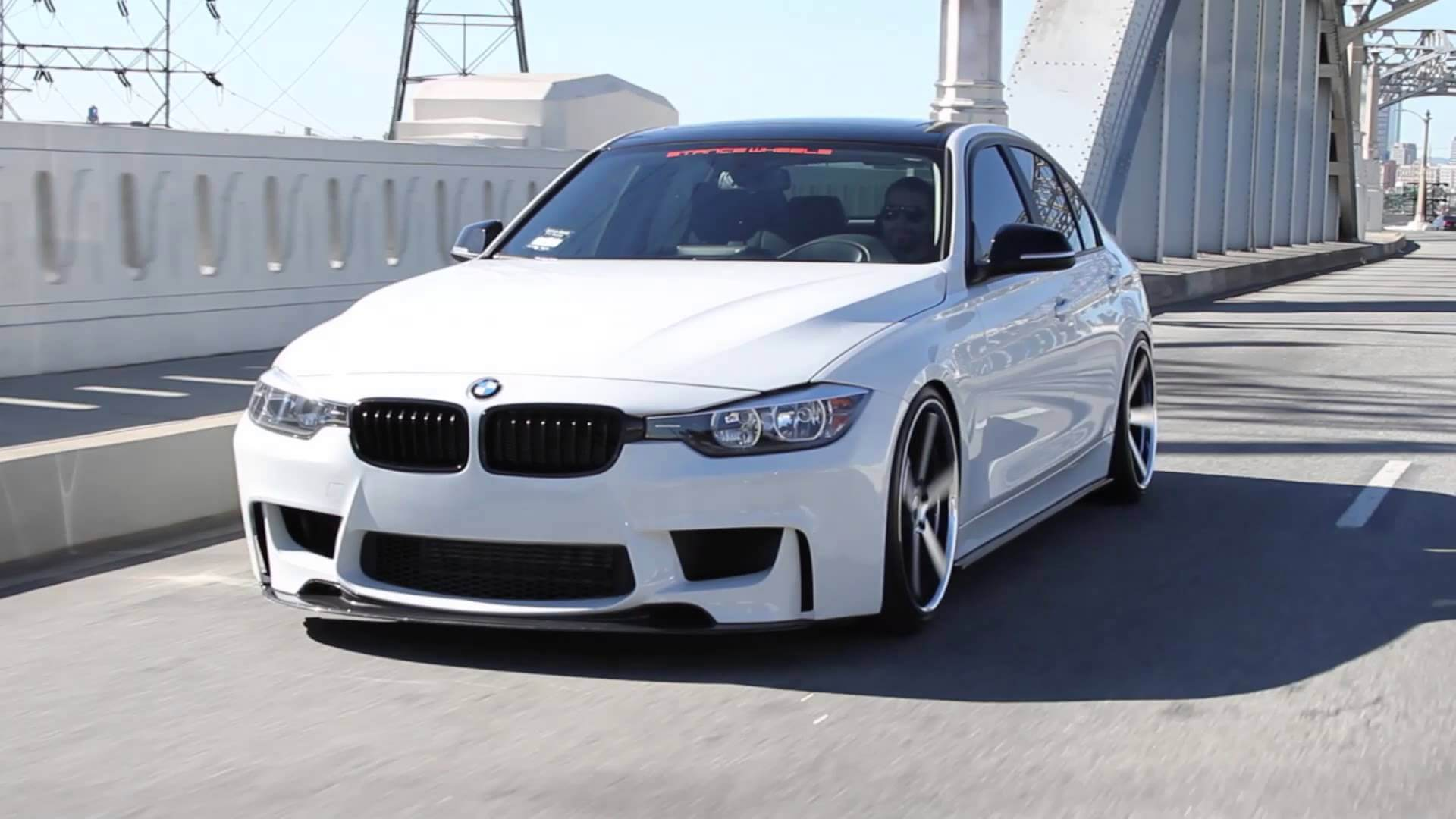 Stance Sc 6ix Wheels On Bmw M4