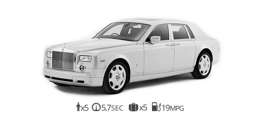 Rolls Royce Phantom Rental Long Island NY