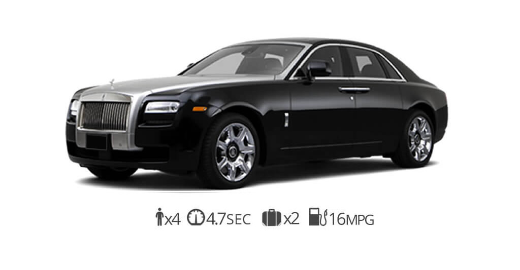 Rolls Royce Ghost Rental Miami