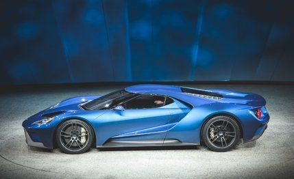 2017-ford-gt exotic car
