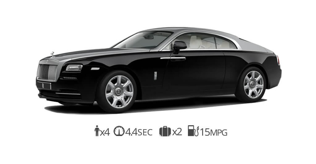 Rolls Royce Wraith Rental San Francisco