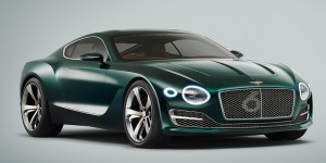 Bentley EXP 10 Speed 6 front