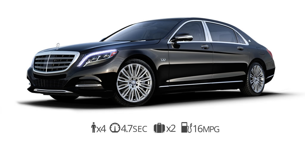 Mercedes s600 Maybach Rental LA