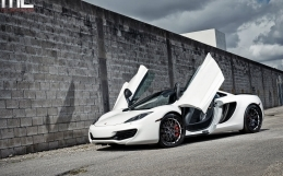 Custom Mclaren MP4-12C done by MC customs
