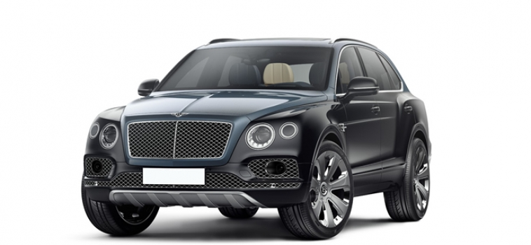 Bentley Bentayga Mulliner Edition