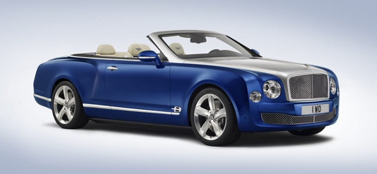 Bentley Mulsanne Grand Convertible