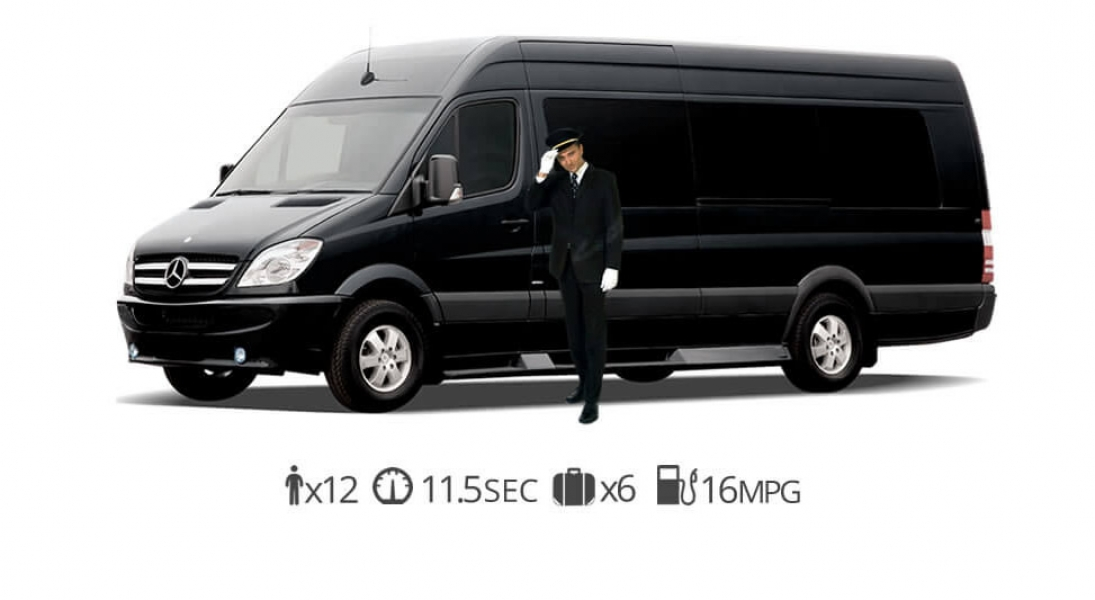 rent Mercedes Benz Sprinter rentals