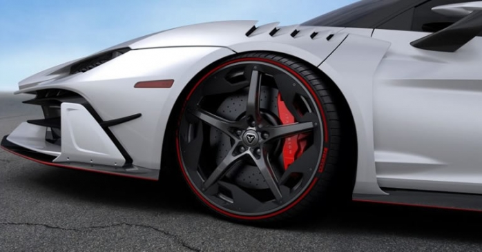 Italdesign Zeruno rim