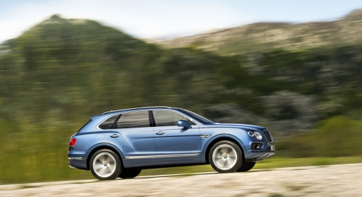 bentley-bentayga-rental - Luxury car rental