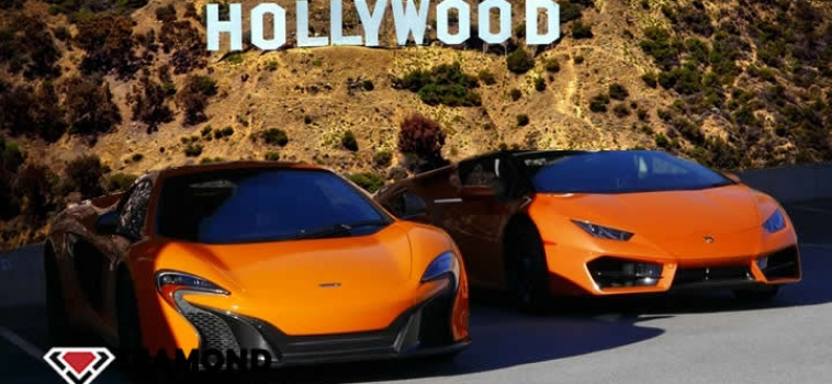 The Five Best Exotic Cars to Rent in LA