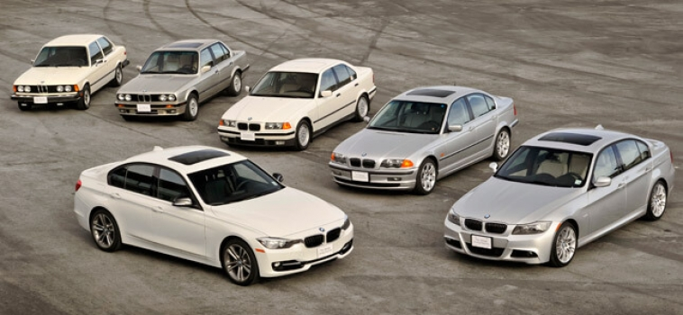 The History of BMW