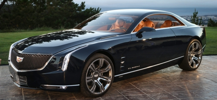 First look at the Cadillac Elmiraj