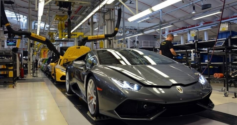 Lamborghini Factory The Story (National Geographic)