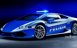 BEHIND THE SCENES OF THE LAMBORGHINI HURACAN POLICE CAR