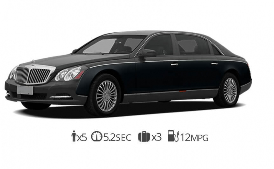 rent Maybach 57 rentals