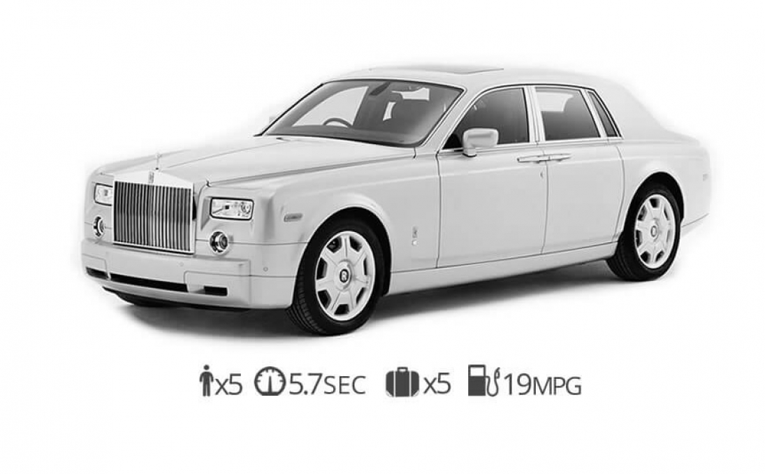 rent Rolls Royce Phantom rentals