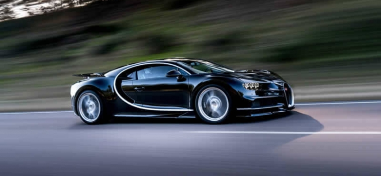 The Bugatti Chiron is here!
