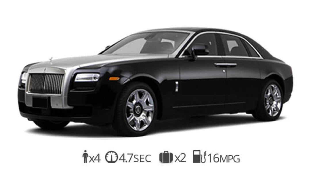 rent Rolls Royce Ghost rentals